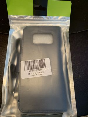 Brand New Samsung Galaxy S8 Wallet Case for Sale in Cedar Park, TX