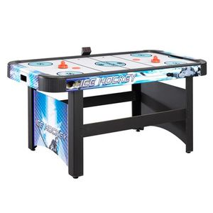 Hathaway Face-Off Air Hockey Table with Electronic Scoring - 5' for Sale in Jackson, NJ