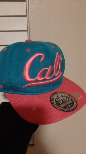 Blue and pink cali hat for Sale in Tempe, AZ