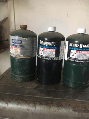 Small propane tanks for Sale in Virginia Beach, VA