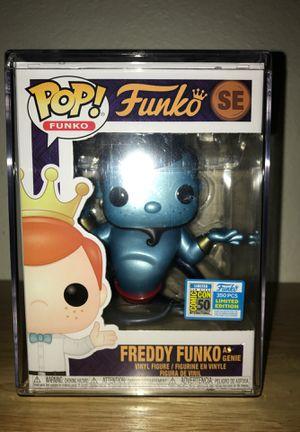 Freddy Funko as Genie for Sale in Santa Clara, CA