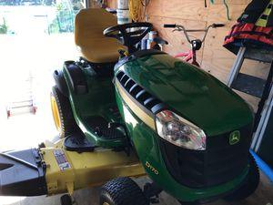 John Deere 54 inch cut D170 tractor/riding lawnmower for Sale in Miami, FL