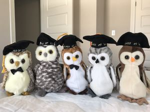 Wise Owls Ty Beanie Babies C/O '98-03 for Sale in Norfolk, VA