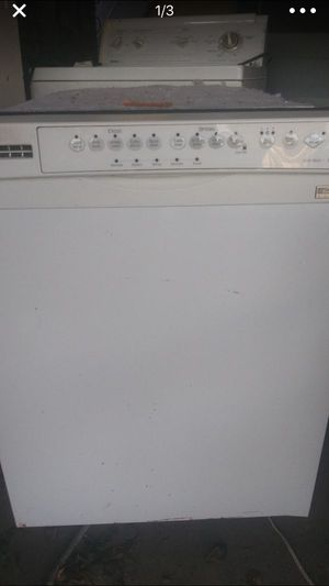 Kenmore elite dishwasher for Sale in Bellaire, TX