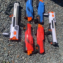 Nerf Rivals Xvi-1200 And Xviii-6000 for Sale in Byron,  CA
