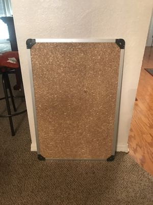 White board/ Magnetic/Cord board all in one for Sale in Winter Haven, FL