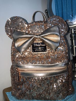 Rose gold Minnie backpack for Sale in Orange, CA