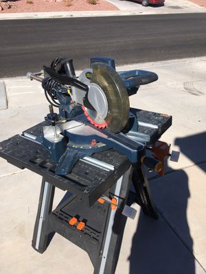 Compound Mitre Saw for Sale in Las Vegas, NV