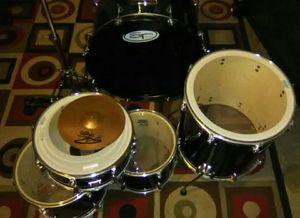6 piece Drum set for Sale in Las Vegas, NV