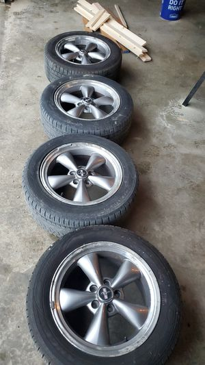 Mustang wheels for Sale in Snohomish, WA
