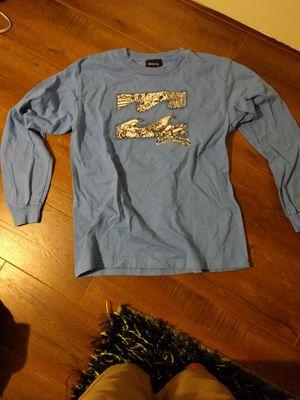 Billabong long sleeve shirt for Sale in Poway, CA