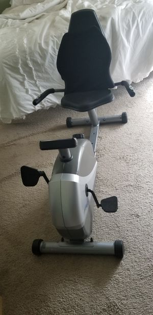 Recumbent Exercise Bike for Sale in Kyle, TX