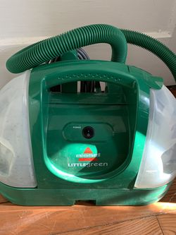 Portable Rug Cleaner Bissell Little Green for Sale in Brooklyn,  NY