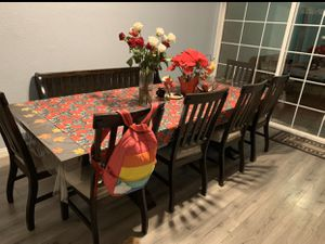 Kitchen Table Dining table set for Sale in Pomona, CA