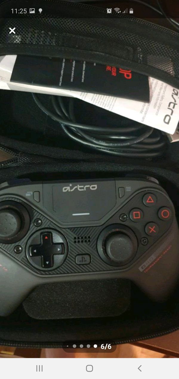 Astro Gaming controller Ps4