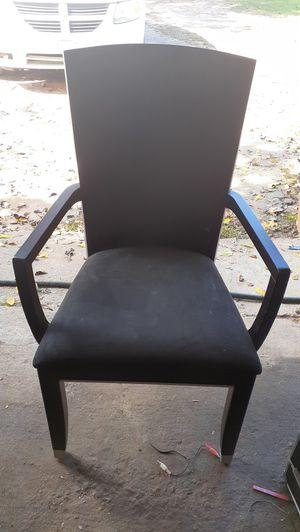 A wooden chair for Sale in Marietta, GA