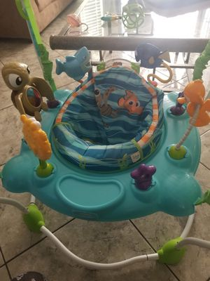 Bright starts Finding Nemo activities jumper for Sale in Kingsburg, CA