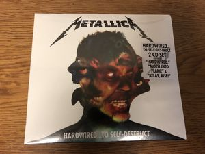 Hardwired to Self-Destruct (CD) for Sale in Columbus, OH