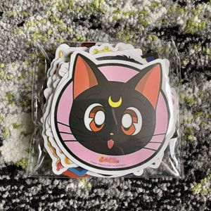 50 Sailor Moon Stickers for Sale in San Diego, CA