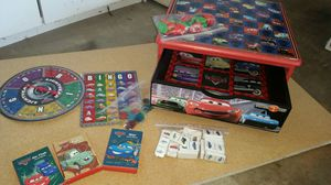 Lightning McQueen Checkers/multi game set. for Sale in Gastonia, NC