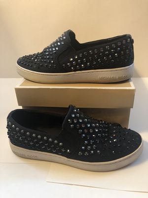 Michael Kors Scuba & Rhinestone Slip Ons for Sale in Washington, DC
