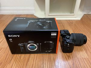 Sony Alpha A7ii for Sale in Zephyrhills, FL