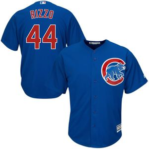 Chicago Cubs #44 Anthony Rizzo Majesty Jersey for Sale in Stickney, IL
