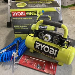 Ryobi One 18-Volt Air Compressor - NO BATTERY for Sale in Belle Isle, FL