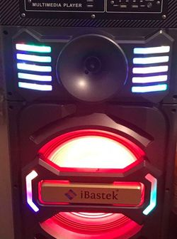 *•I BASKET TFT,LCD COLOR MONITOR BLUETOOTH SPEAKER*• for Sale in Santa Ana,  CA