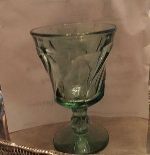 Antique Fostoria glasses for Sale in Nashville, TN