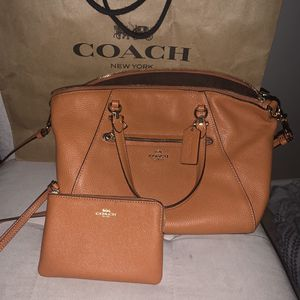 Coach purse & wallet for Sale in Canton, GA