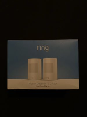 Ring Motion Detector for Sale in Temecula, CA