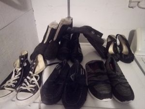 For all the women clothes shoes and purses 10 for Sale in Port Richey, FL