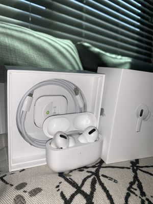 AirPods Pro (Apple original- used) for Sale in Henderson, NV