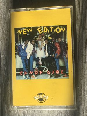 New Edition Candy Girl Cassette for Sale in Glendale, AZ