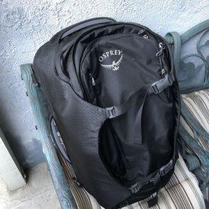 Osprey 65 Porter Travel Pack for Sale in Bellflower, CA