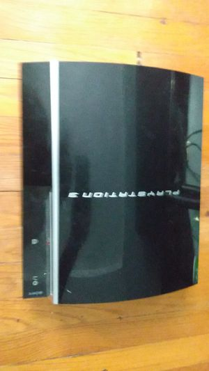PS3 console for sale for Sale in Redford Charter Township, MI