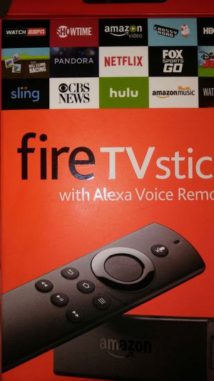 Jailbroken firestick w/ alexa for Sale in Columbus, OH