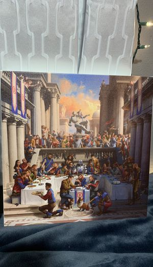 Logic everybody album canvas for Sale in Vancouver, WA