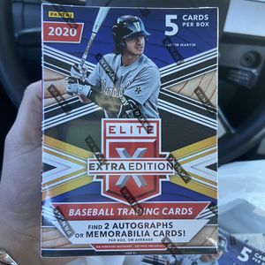 Panini 2020 Baseball Elite for Sale in Paramount, CA