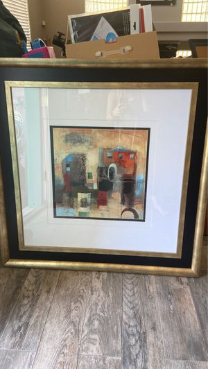 Huge photo and frame for Sale in Chandler, AZ