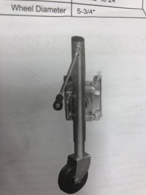 Trailer Jack for Sale in East Los Angeles, CA