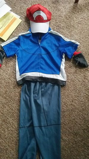 Pokémon Ash Costume for Sale in West Springfield, MA