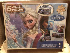 Frozen Puzzle Game for Sale in Aurora, IL