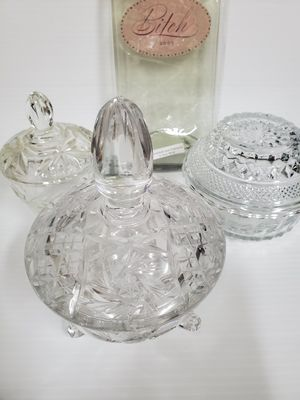 Crystal and glass bundle for Sale in Land O Lakes, FL