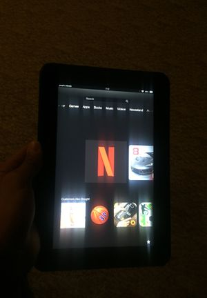 Kindle 7 hd for Sale in Cleveland, OH