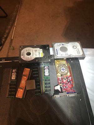Gameing Pc parts for Sale in Yorba Linda, CA