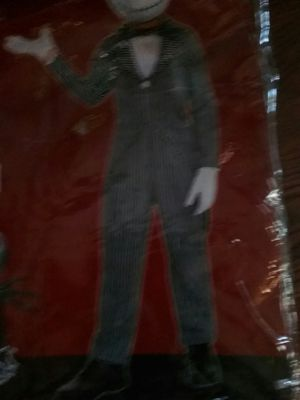 Nite mare before christmas jump suit only for Sale in Cleveland, OH