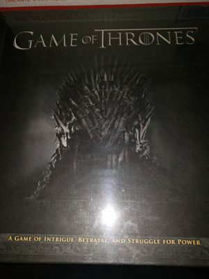 Game of thrones board game for Sale in Avondale, AZ