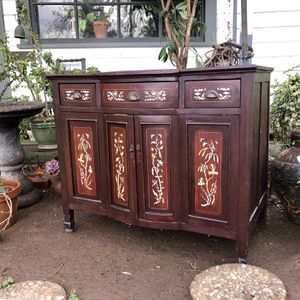 Antique Cabinet Project for Sale in Fallbrook, CA